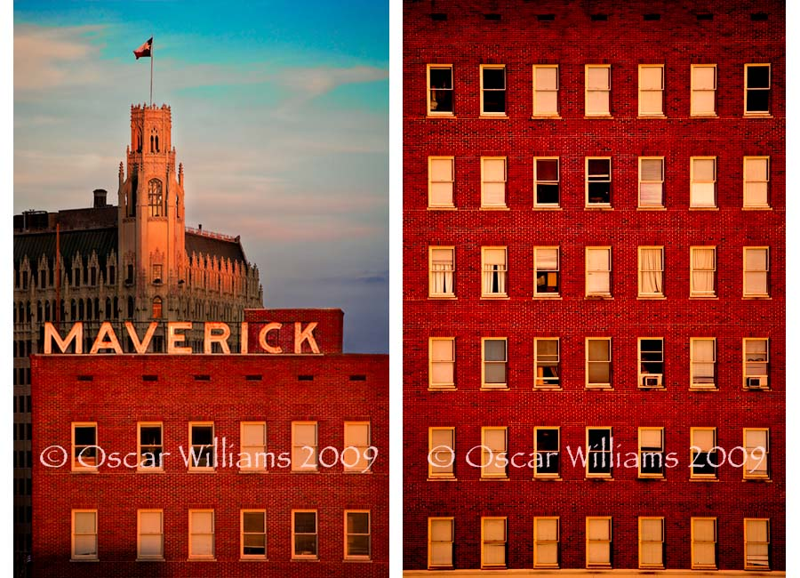 The Maverick Building And The Emily Morgan Hotel Which Was Originally The  Medical Arts Building.